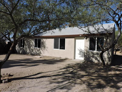 Pima County Single Family Home For Sale: 314 W 35th Street