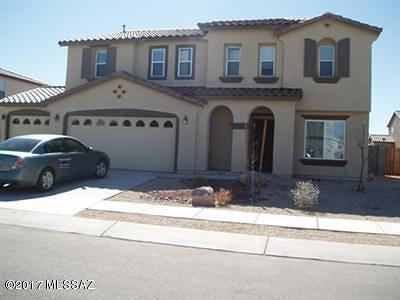 Pima County Single Family Home For Sale: 8171 W Booted Eagle Court