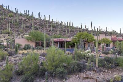 Tucson AZ Single Family Home For Sale: $1,450,000