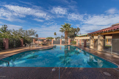 Tucson Residential Income For Sale: 219 W Fort Lowell Road
