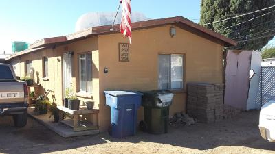 Tucson Residential Income For Sale: 3518 E Bellevue Street