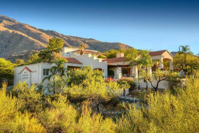 Tucson Single Family Home For Sale: 5951 E Placita Alta Reposa