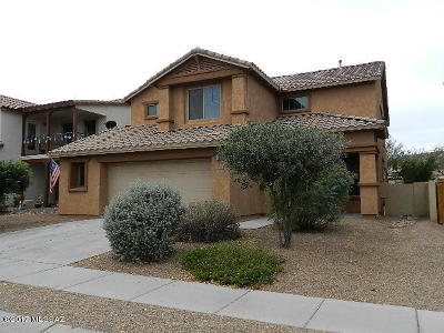 Single Family Home For Sale: 474 W Camino Tunera