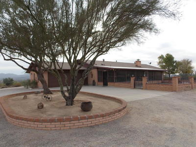 Pima County Single Family Home For Sale: 9601 N Linda Vista Place
