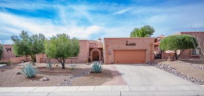 Green Valley Single Family Home For Sale: 2131 W Via Nuevo Leon