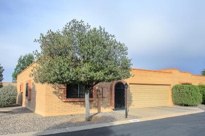 Tucson AZ Townhouse For Sale: $160,000