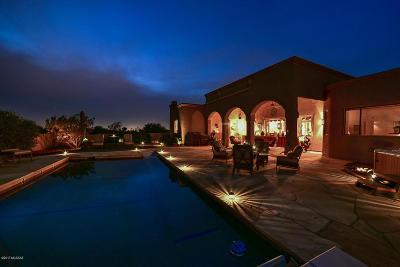 Tucson Single Family Home Active Contingent: 1310 S Placita Brisa Serena