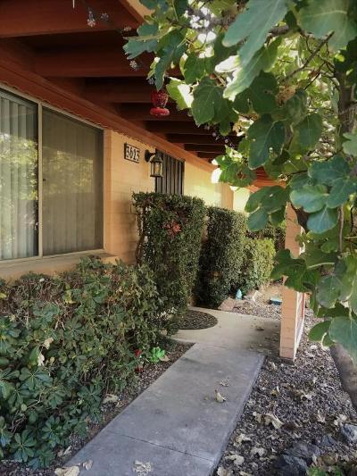 Tucson Condo For Sale: 3623 E Bermuda Street