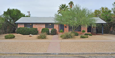 Pima County Single Family Home Active Contingent: 2911 E 8th Street