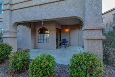 Tucson Condo Active Contingent: 101 S Players Club Drive #12103