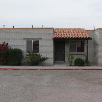 Pima County Townhouse For Sale: 211 W Roger Road #9