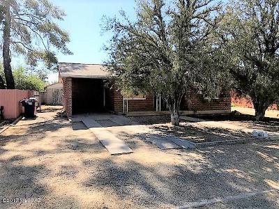Tucson Single Family Home For Sale: 5820 E 1st Street
