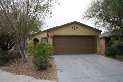 Pima County, Pinal County Single Family Home Active Contingent: 3876 E Sun View Court