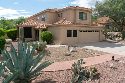 Tucson Single Family Home For Sale: 6057 N Calle Matamoros