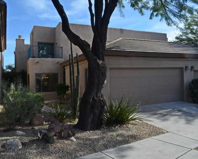 Tucson Townhouse For Sale: 6130 N Running Deer