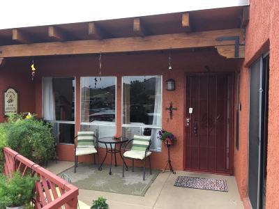 Tucson Condo For Sale: 6255 N Camino Pimeria Alta #52
