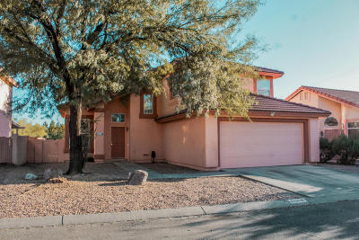Pima County Single Family Home For Sale: 3003 W Sawmill Spring Trail