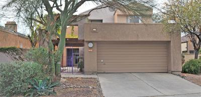Pima County Single Family Home For Sale: 5166 E Woodspring Drive