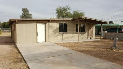 Pima County Single Family Home For Sale: 7115 S Missiondale Road