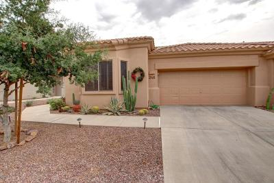 Oro Valley Townhouse Active Contingent: 13401 N Rancho Vistoso Boulevard #246