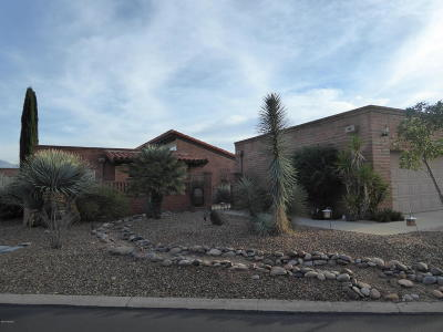 Green Valley Single Family Home Active Contingent: 849 W Desert Hills Drive
