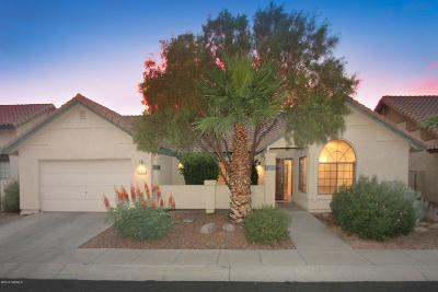Oro Valley Single Family Home For Sale: 1439 E Desert Starling Lane