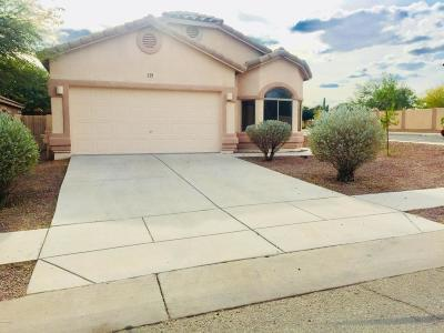 Single Family Home For Sale: 238 E Camino Limon Verde