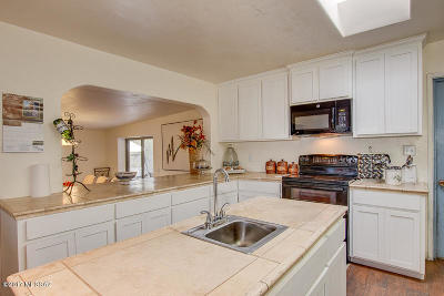 Pima County Single Family Home For Sale: 4444 S Mission Road