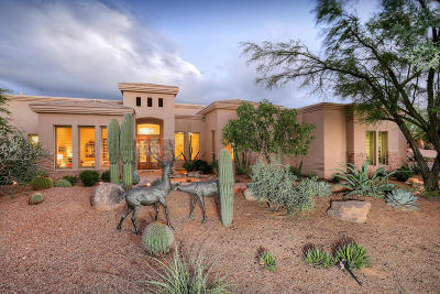 Oro Valley AZ Single Family Home For Sale: $1,249,000