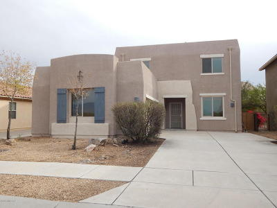 Tucson Single Family Home For Sale: 10394 E Painted Turtle Lane