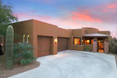 Marana Single Family Home For Sale: 4441 W Harmony Ranch Place