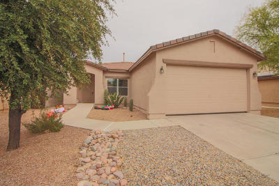 Pima County Single Family Home For Sale: 2180 W Sunset Surprise Court