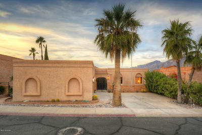 Tucson Single Family Home For Sale: 4251 N Camino De Carrillo
