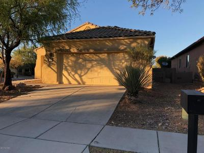 Tucson Single Family Home For Sale: 10337 E Valley Quail Drive