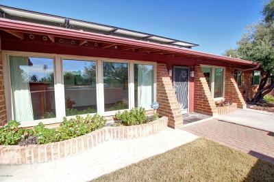 Tucson Single Family Home For Sale: 8821 E Harborage Drive