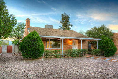 Pima County Single Family Home For Sale: 1610 E Hampton Street