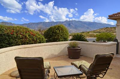 Tucson Single Family Home For Sale: 37504 S Desert Bluff Drive