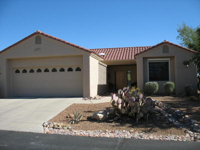 Tucson AZ Single Family Home Active Contingent: $274,900