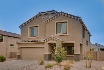 Marana Single Family Home For Sale: 8747 W Denstone Road