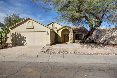Pima County Single Family Home For Sale: 2660 W Camino Llano