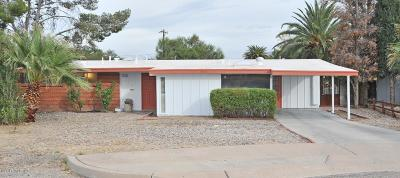 Tucson Single Family Home For Sale: 7125 E Eli Place