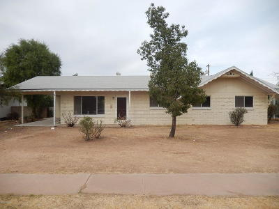 Tucson Single Family Home For Sale: 6221 E Calle Silvosa