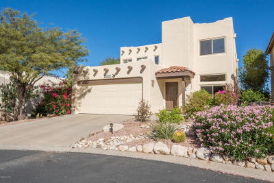 Oro Valley Single Family Home For Sale: 1701 E Deer Hollow Loop