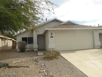 Tucson Single Family Home For Sale: 2457 S Saint Thomas Aquinas Drive