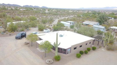 Tucson Single Family Home For Sale: 7450 N Sunshine Hills Trail