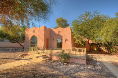 Single Family Home For Sale: 935 N Tucson Boulevard
