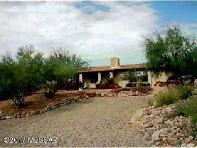 Single Family Home Active Contingent: 6763 N Quartzite Canyon Place