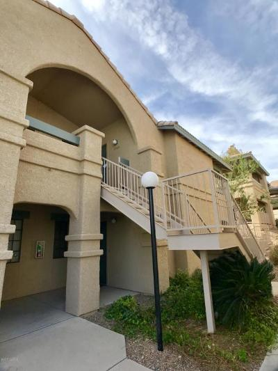 Tucson Condo For Sale: 101 S Player Club Drive #27202