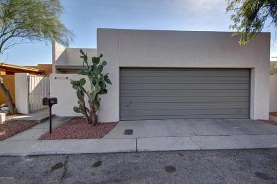 Tucson Townhouse For Sale: 1343 W Placita Oro
