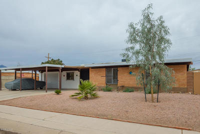 Tucson Single Family Home For Sale: 642 N Kent Drive